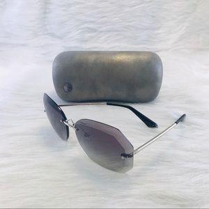 2019 CHANEL Round Sunglasses Gray